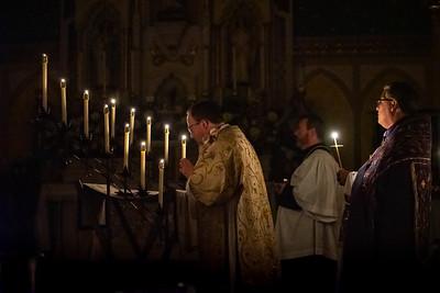 NLM Easter Vigil - FSSP Philadelphia