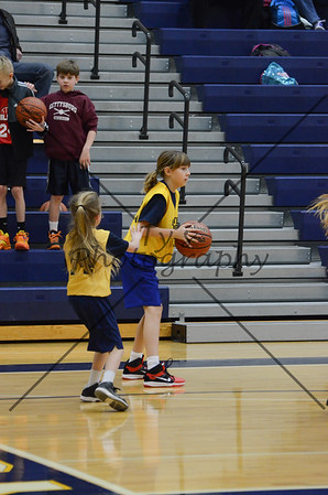 Eastern York Girls 3-4th Grade Basketball