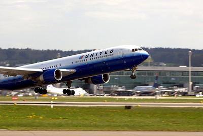 Zurich Airport April 27 2012