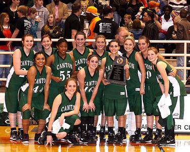 Eaglettes vs Pittsburg, Feb.20, 2009