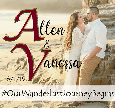 Allen and Vanessa's Wedding June 2019