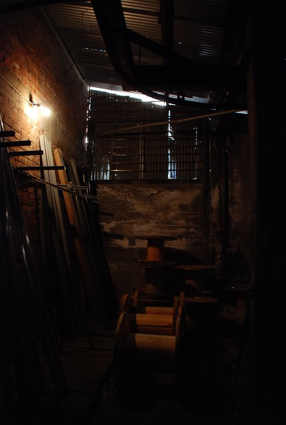 2010, Old Back Room