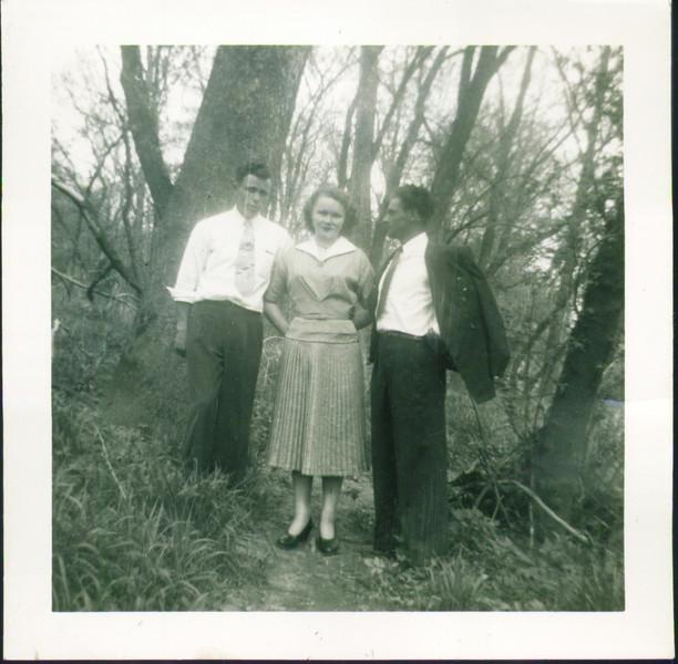 Nick  Bazani, Mom, Helen Mazarenko's brother