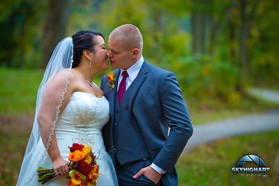 JONATHAN & JULIE WEDDING