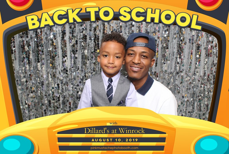 Dillards Back to School 2019
