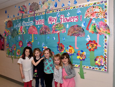 Bring On April Showers photos by Gary Baker