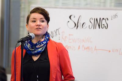 SheSings 2015 Women's A Capella Festival
