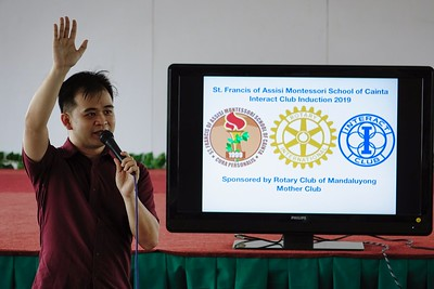 SFAMSC Rotary Interact 2019