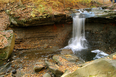 Cuyahoga Valley National Park in the Fall