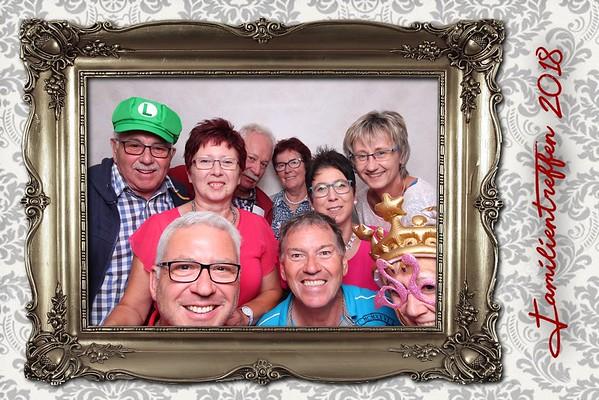 Maria & Ed Familientreffen 28.07.2018