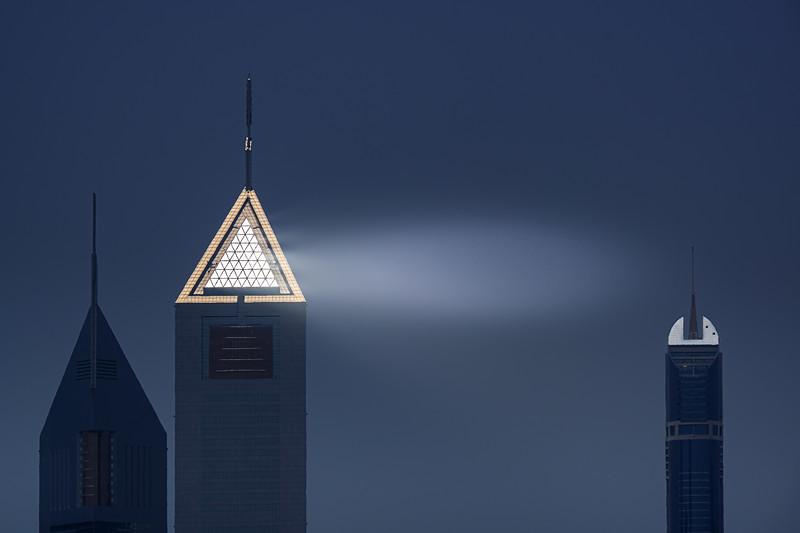 EMIRATES TOWERS LIGHTHOUSE - Dubai