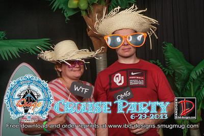 Osage Casinos Cruise Party 6-29-13