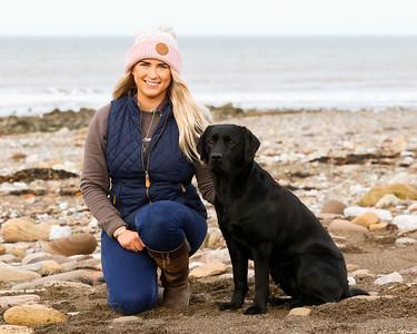Dog Portrait Shoot - Claire Harrison