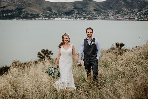 Dan and Megan - Christchurch and Ashburton Wedding
