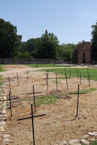 5 -- James Fort (ca. 1607) - Burials