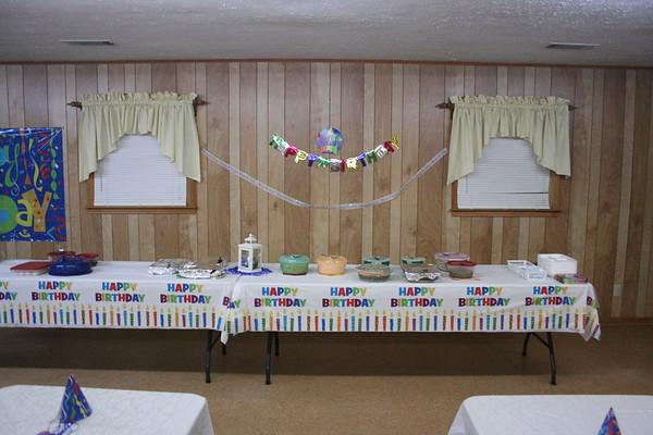 Pastor Lou's Birthday  1/21/17