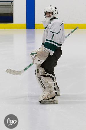 12-18-13 Robbinsdale Cooper v Minneapolis Novas Boys Hockey