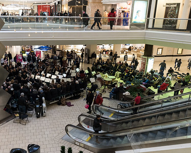 Beethoven's #9 at the Mall