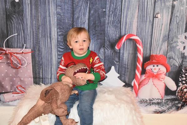 Rex's Christmas Pics 2019