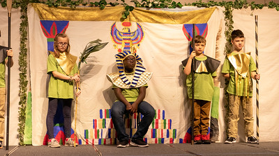Children's Musical: MOSES | February 9, 2020