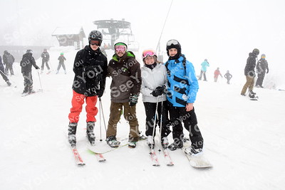 photos on the slopes 2-1-2020