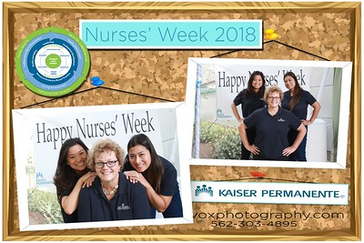 051018- Kaiser Permanente Nurses Week 2018
