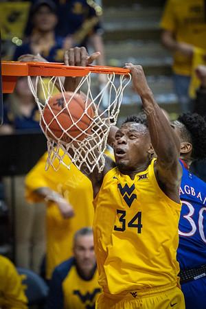 36427 Men's Basketball Kansas  February 2020