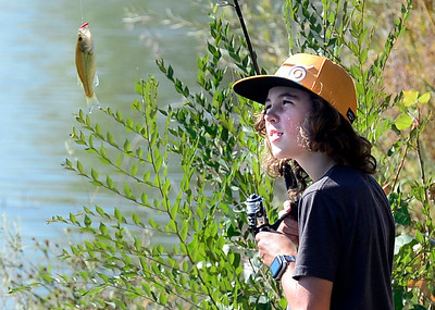 Photos: Family Fishing Adventure at Golden Ponds