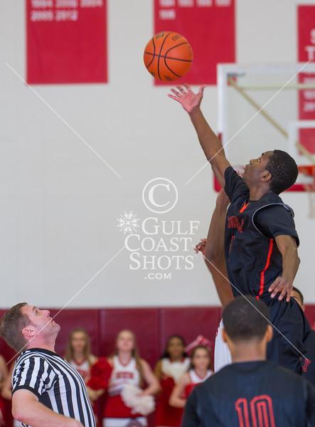 2013-01-19 Basketball Varsity Boys St. Pius X @ St. Thomas