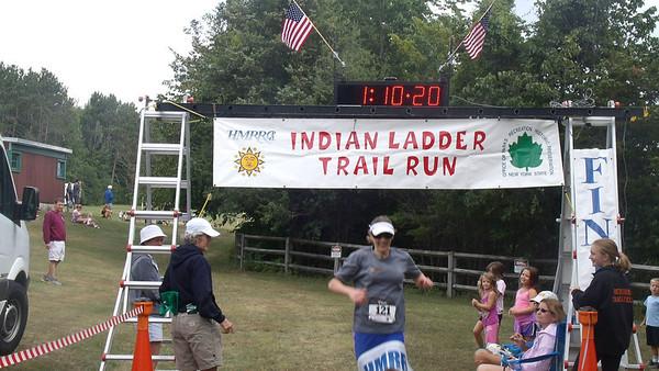 Indian Ladder Trail Run 2013