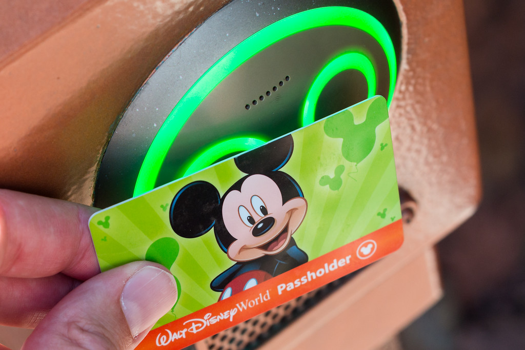 FastPass+ at Walt Disney World