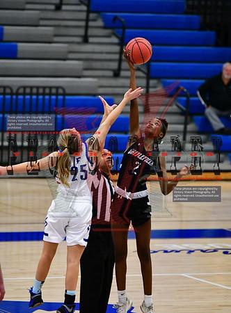 Battlefield @ Fairfax Girls Varsity Basketball 12-26-19 | Rebel Round Ball Classic