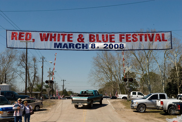 Red, White and Blue Festival-2008