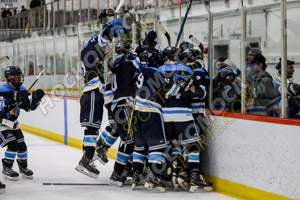 Mansfield-Franklin Boys Hockey - 03-02-19