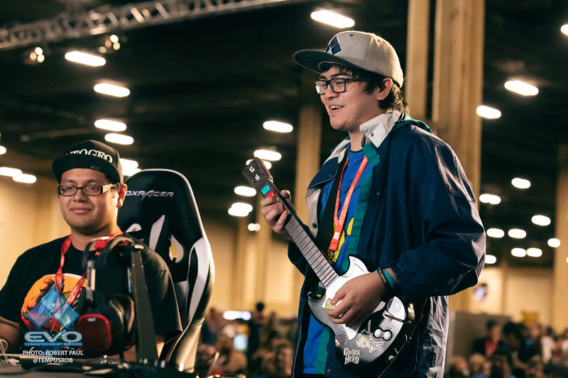 {YYYY}{MM}{DD} - Evo 2019 / Photo: Robert Paul