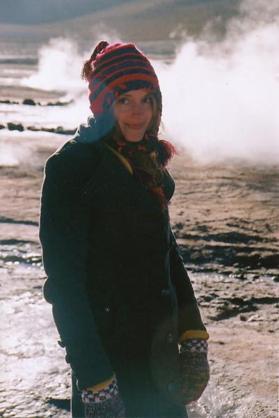 Becky. El Tatio, Chile.