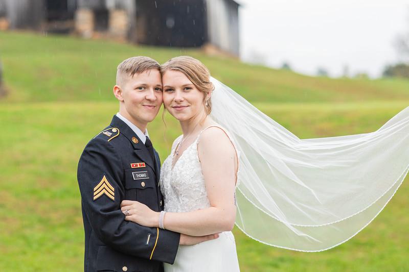 Kelsi & John | Wedding at The Vista Links in Buena Vista, VA