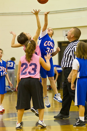 GIRLS BASKETBALL - Fourth Grade