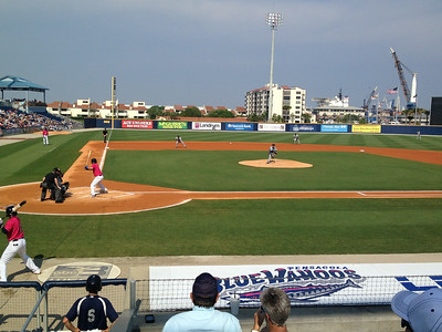 May 25 - Pensacola Blue Wahoos Baseball Game