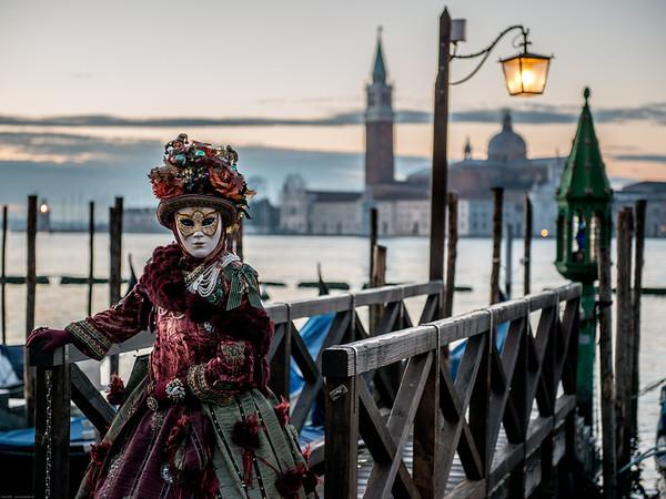 Carnevall Venice