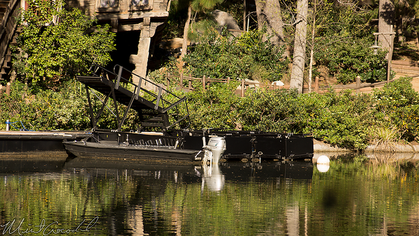 Disneyland Resort, Disneyland, Frontierland, Tom Sawyer Island, Fantasmic