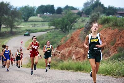 Guthrie High School Cross Country Meet