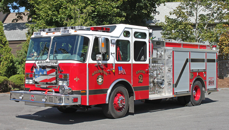 Engine 2 2013 E-One Typhoon 1250/500