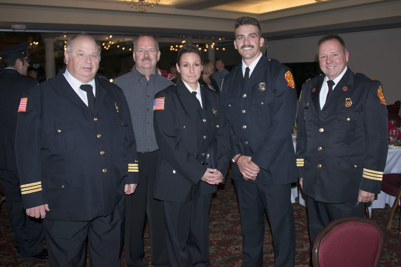 Naperville Fire Department - CAPS Ceremony - October 18, 2018