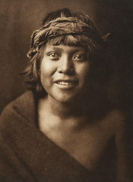 "Okuwa-tsire - ""Cloud Bird"" - San Ildefonso (The North American Indian, v. XVII. Norwood, MA, The Plimpton Press,  1926)"