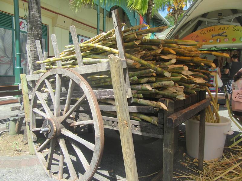 016_100% usable materials. Molasse (make rhum). Fiber (burn, generate electricity to sugar mill).JPG