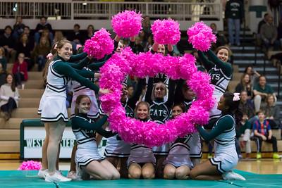 Cheerleaders January 30, 2015