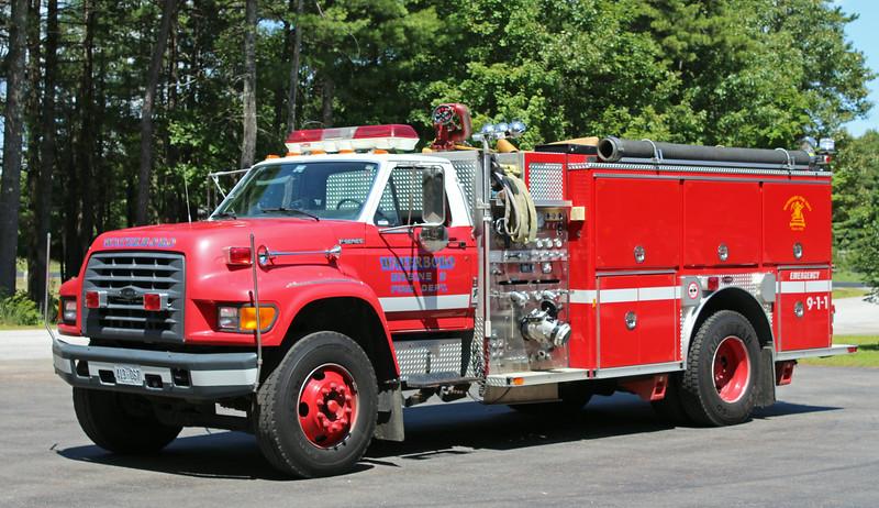 Engine 3 1998 Ford / E-One 1250 / 1000