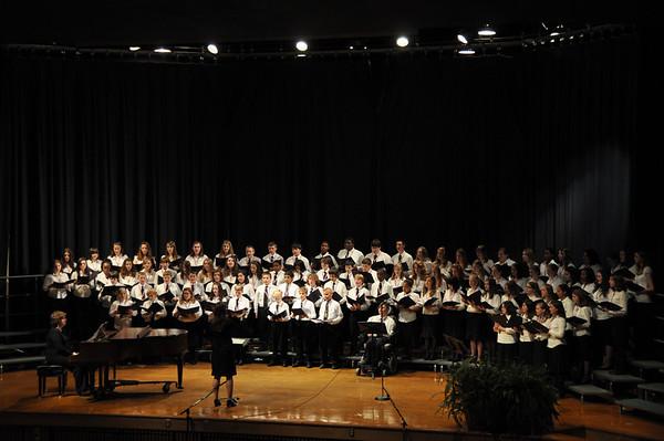 2009 All Shore Chorus - April 24, 2009
