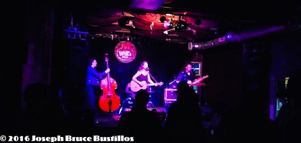 2014-05 Oak Hill Drifters at Will's Pub
